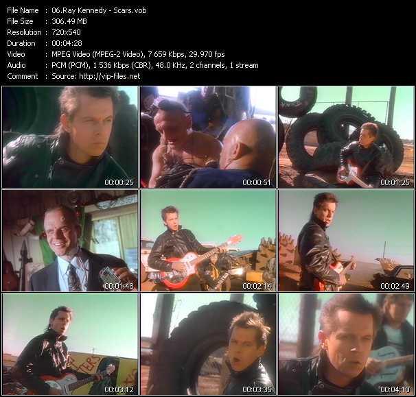 Ray Kennedy video screenshot