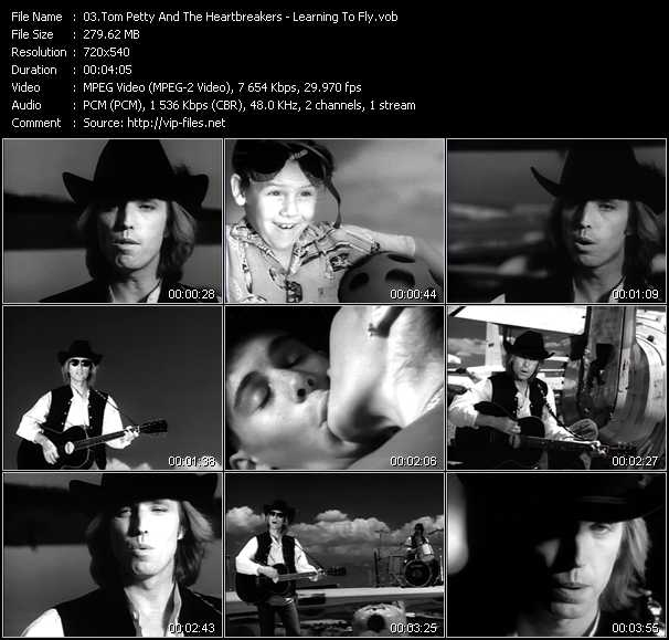 Tom Petty And The Heartbreakers video screenshot