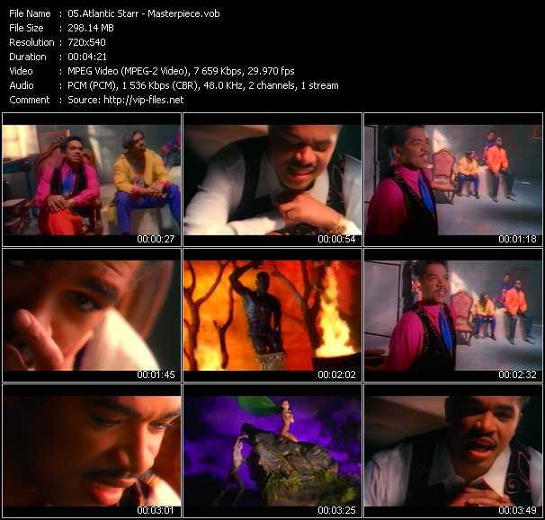 Atlantic Starr video screenshot