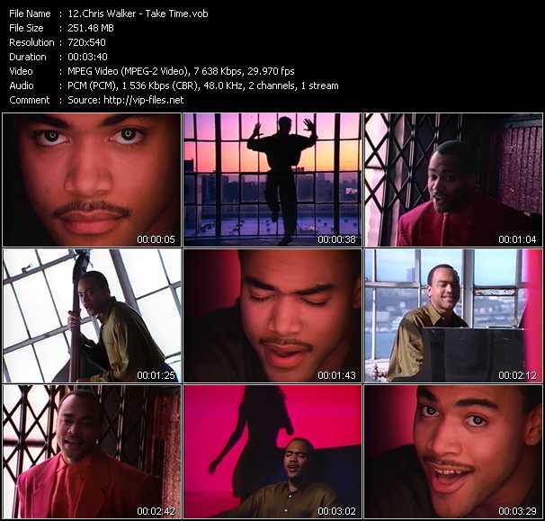 Chris Walker video screenshot