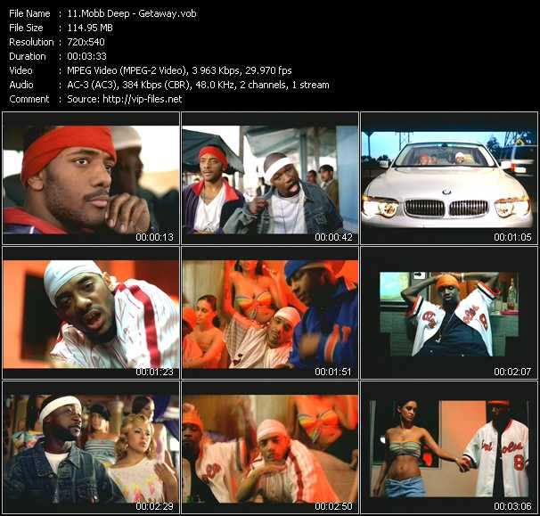 Mobb Deep video screenshot