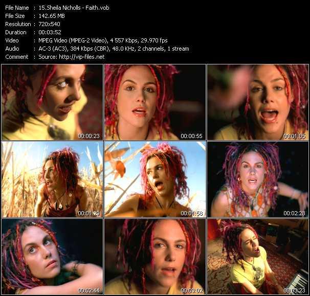 Sheila Nicholls video screenshot