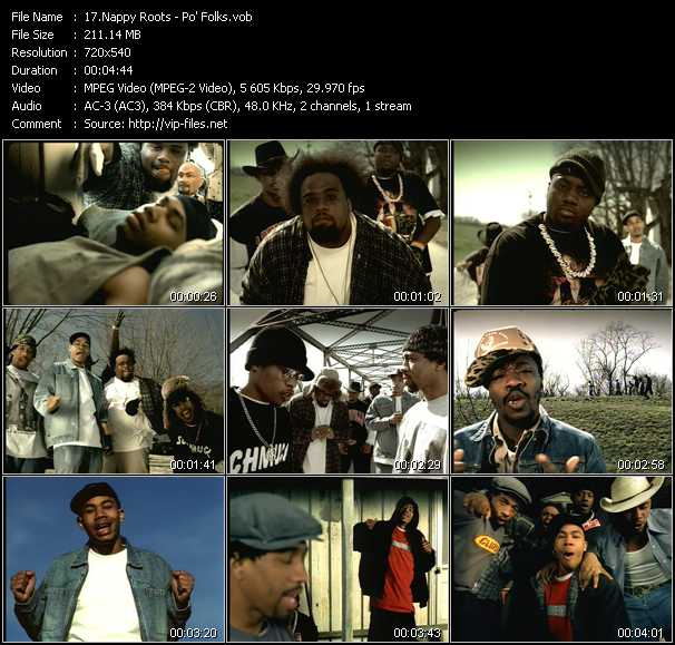 Nappy Roots video screenshot