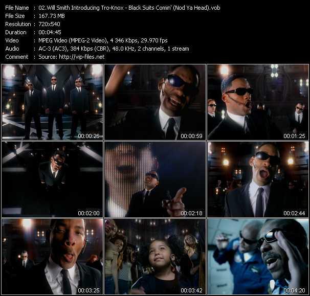 Will Smith Introducing Tra-Knox video screenshot