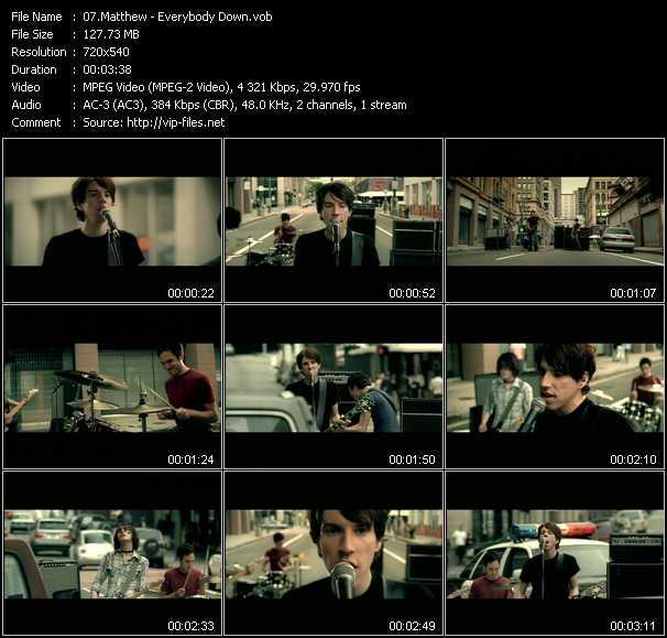 Matthew video screenshot