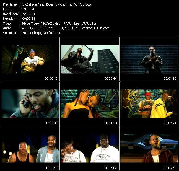 Jaheim Feat. Duganz video screenshot