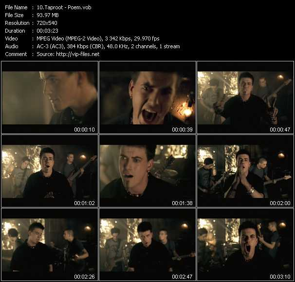 Taproot video screenshot