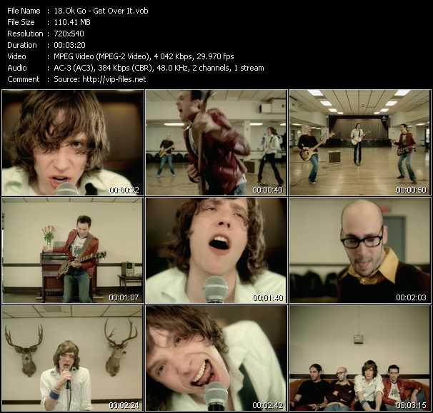 Ok Go video screenshot