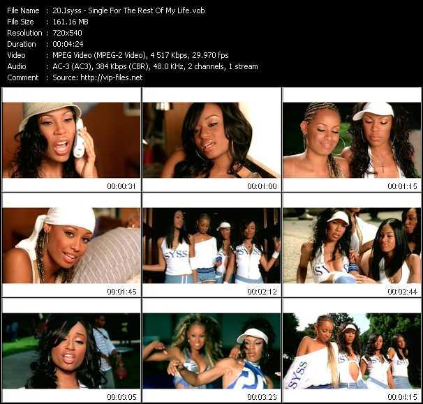 Isyss video screenshot