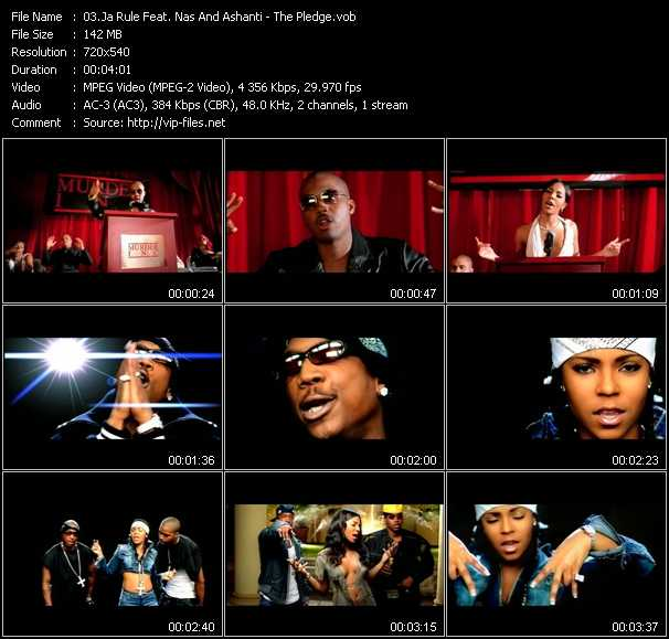 Ja Rule Feat. Nas And Ashanti video screenshot