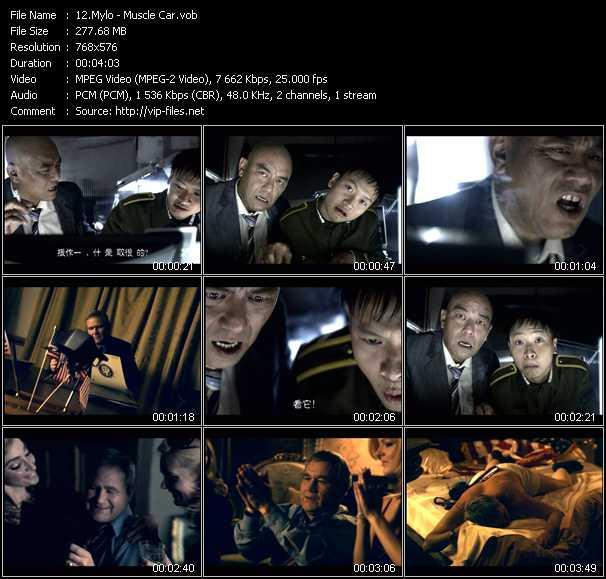 Mylo video screenshot