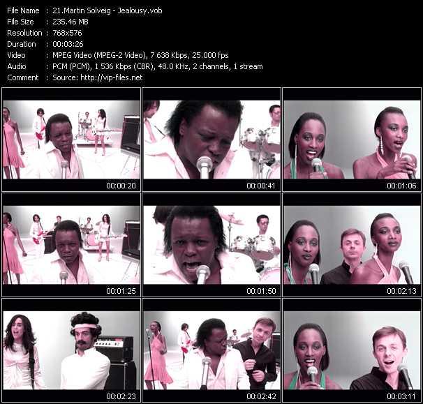 video Jealousy screen