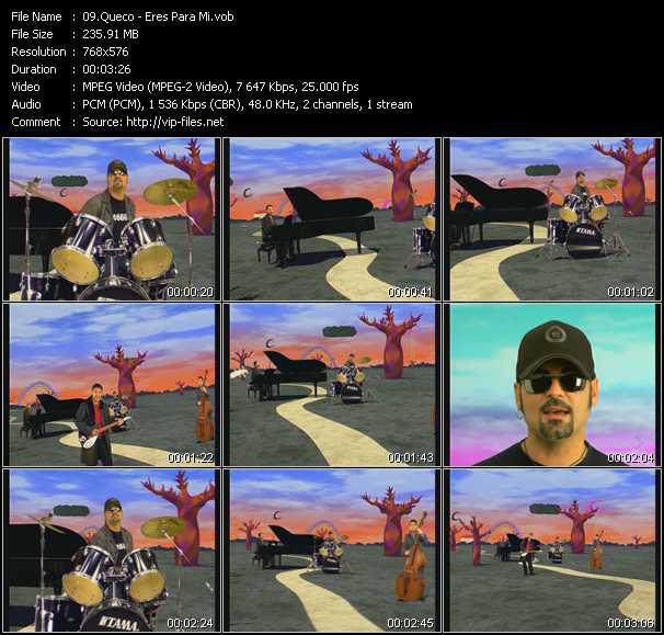 Queco video screenshot