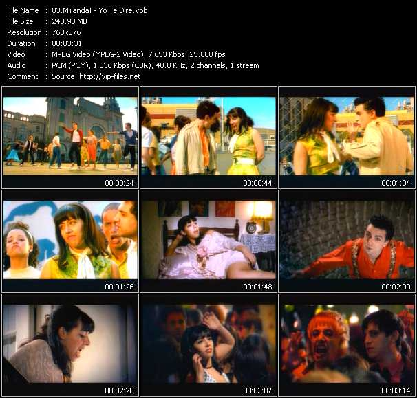 Miranda! video screenshot