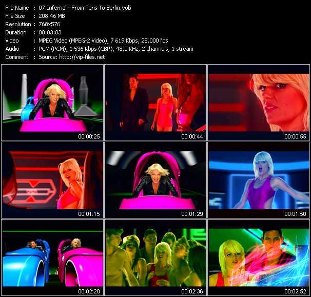 Infernal video screenshot