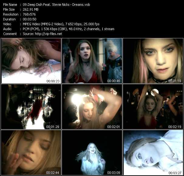 Deep Dish Feat. Stevie Nicks video screenshot