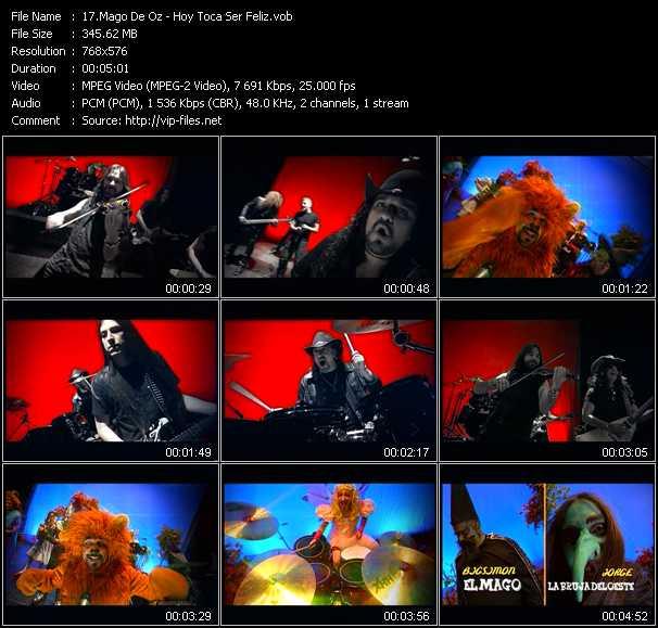Mago De Oz video screenshot