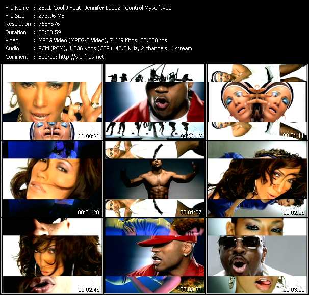 LL Cool J Feat. Jennifer Lopez video screenshot
