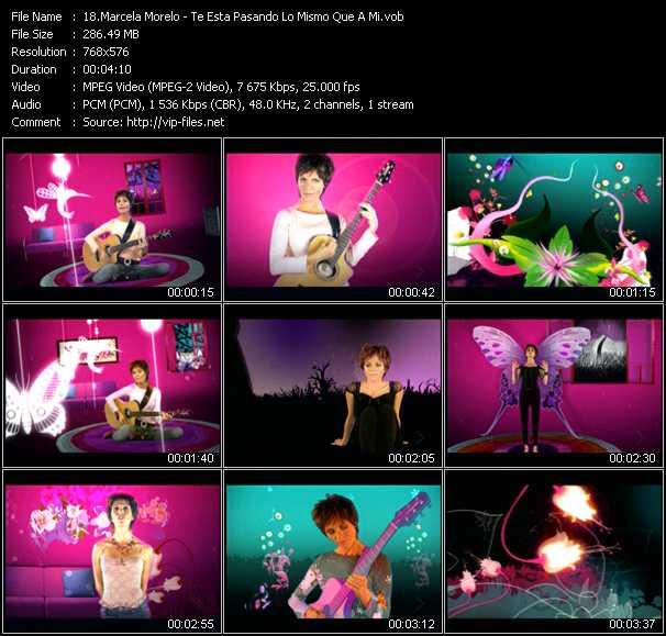 Marcela Morelo video screenshot