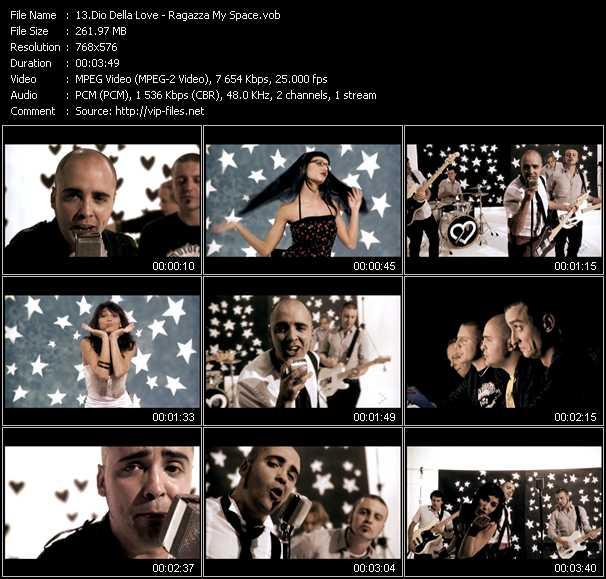 Dio Della Love video screenshot