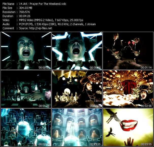 Ark video screenshot