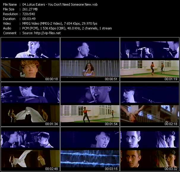 Lotus Eaters video screenshot