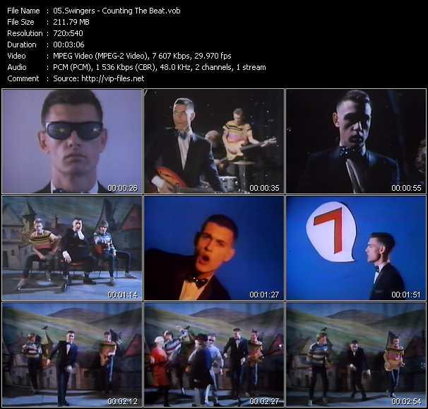 Swingers video screenshot