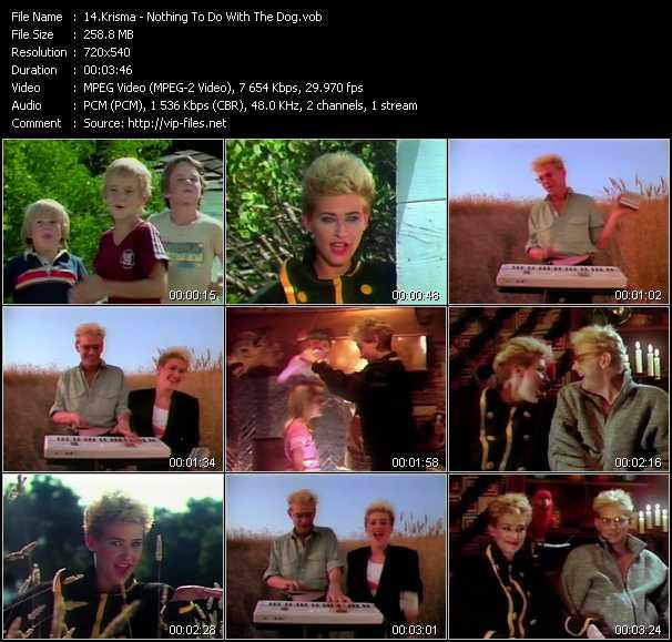 Krisma video screenshot