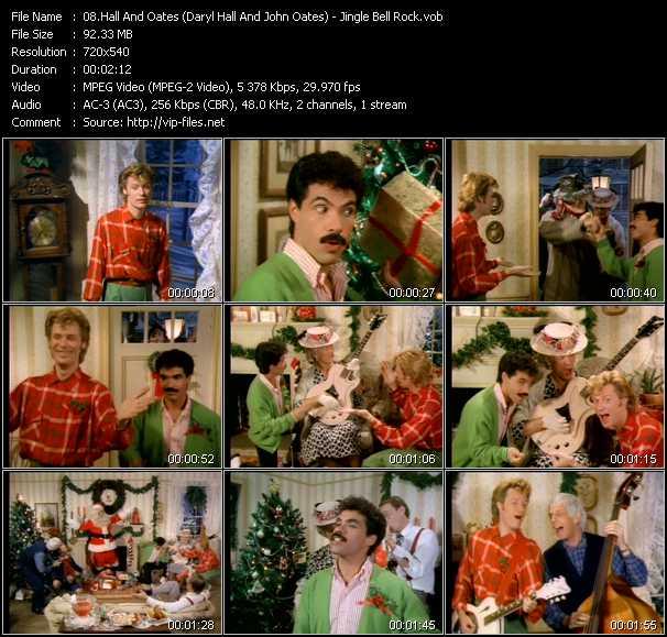 video Jingle Bell Rock screen