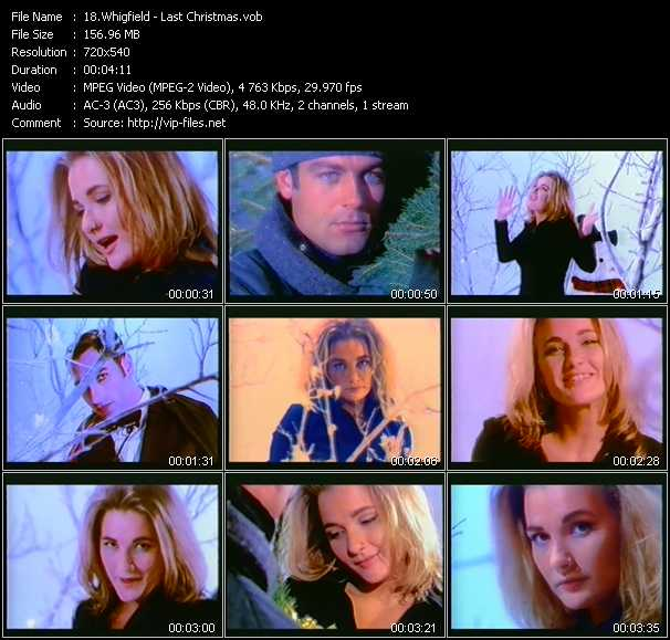 Whigfield video screenshot