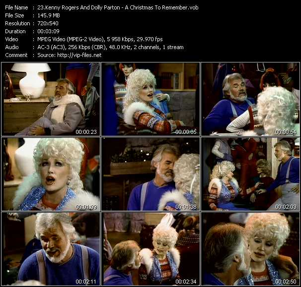 Kenny Rogers And Dolly Parton video screenshot