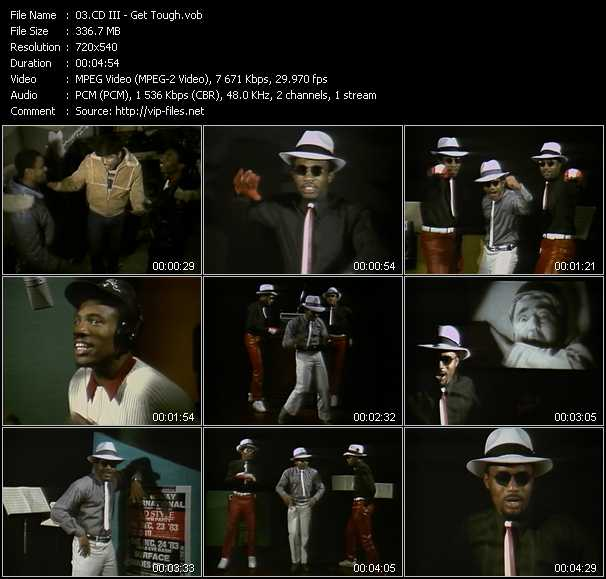 CD III video screenshot