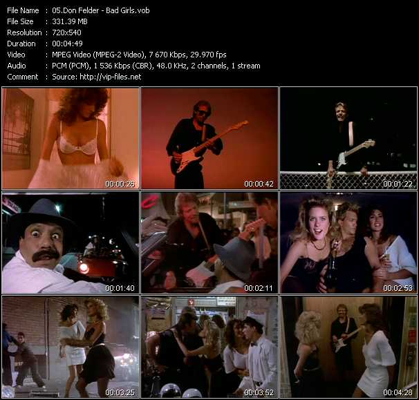Don Felder video screenshot