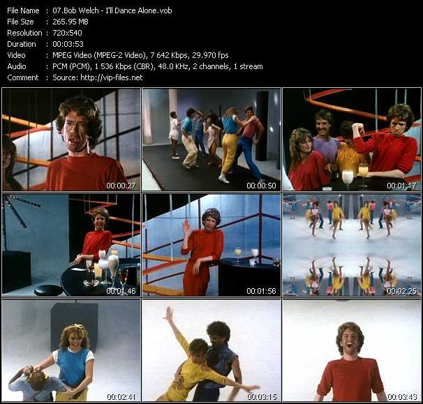 Bob Welch video screenshot