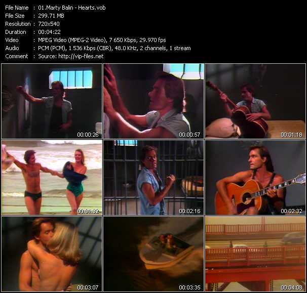 Marty Balin video screenshot