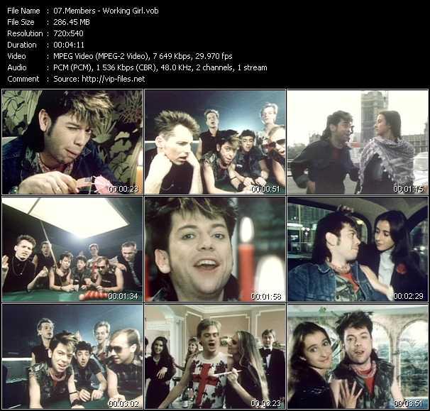 Members video screenshot