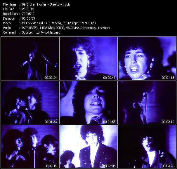 Broken Homes video screenshot