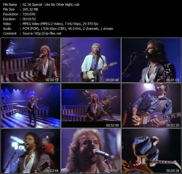 38 Special video screenshot