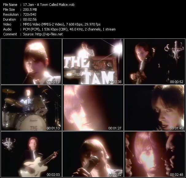 Jam video screenshot