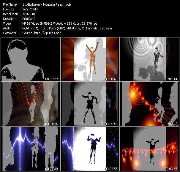 Gigibaker video screenshot