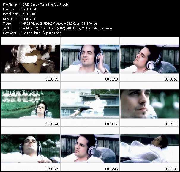 Dj Jaro video screenshot