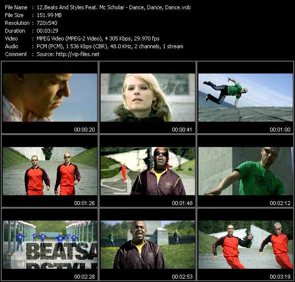 Beats And D Styles Feat. Mc Scholar And Milla video screenshot
