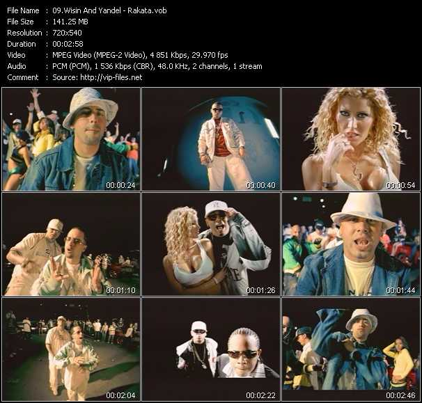 Wisin And Yandel video screenshot