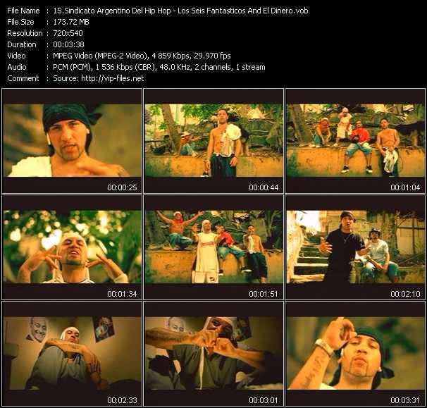Sindicato Argentino Del Hip Hop video screenshot