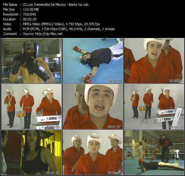 Los Tremendos De Mexico video screenshot