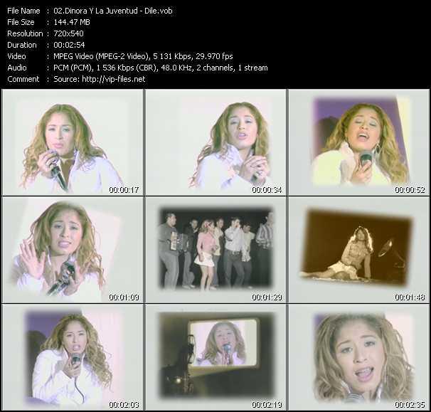 Dinora Y La Juventud video screenshot