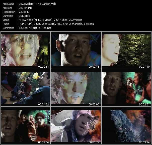 Levellers video screenshot