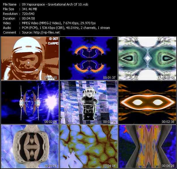 Vapourspace video screenshot