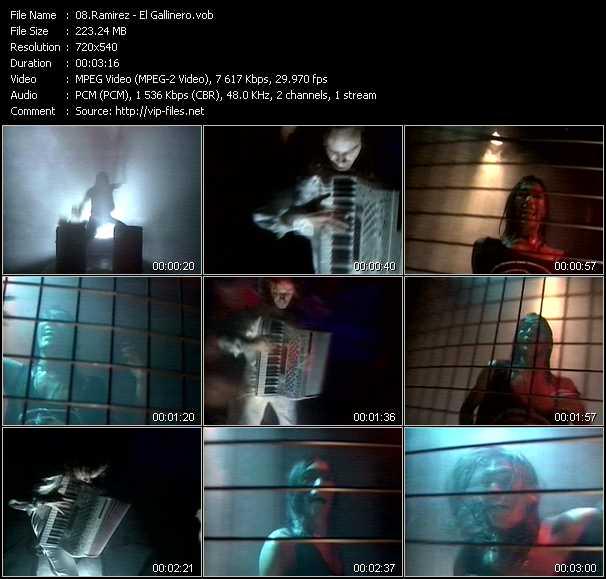 Ramirez video screenshot