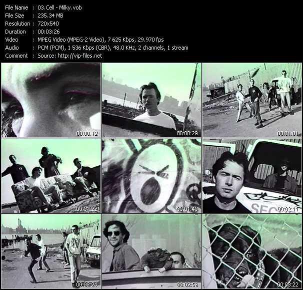 Cell video screenshot
